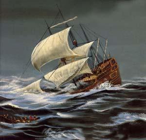 Potop loď